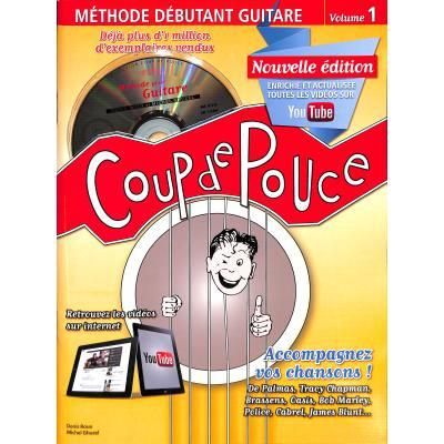 Coup de pouce 1 - debutant guitare