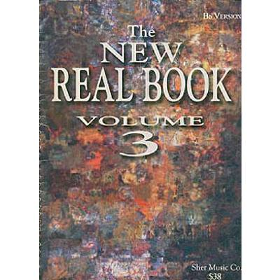 THE NEW REAL BOOK 3