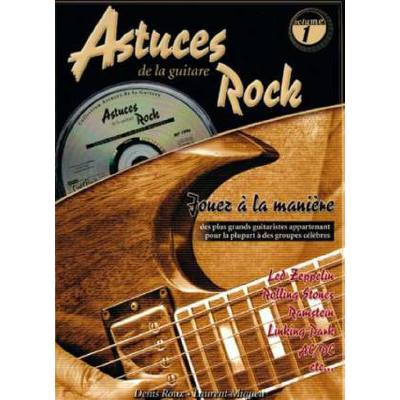 ASTUCES DE LA GUITARE ROCK 1