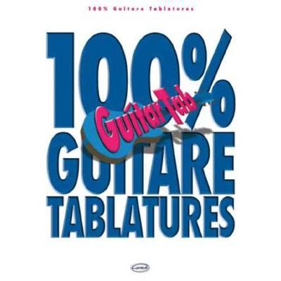 100 % guitare tablatures