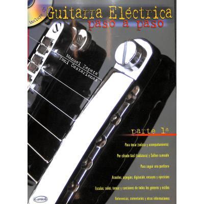 Guitarra electrica paso a paso 1