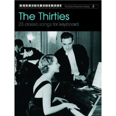Faber Music Thirties, The - Electronic Keyboard - broschei