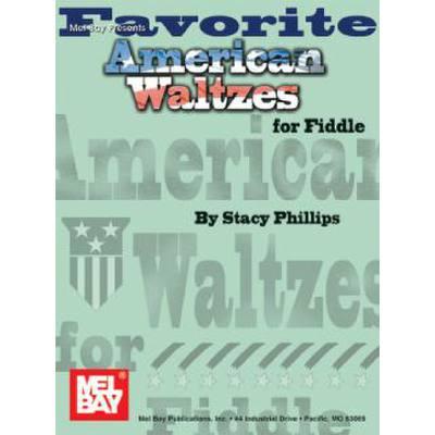 FAVORITE AMERICAN WALTZES