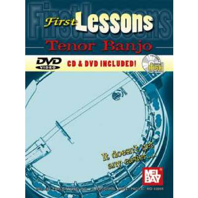 FIRST LESSONS TENOR BANJO