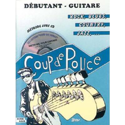 COUP DE POUCE 1 - DEBUTANT GUITARE ROCK