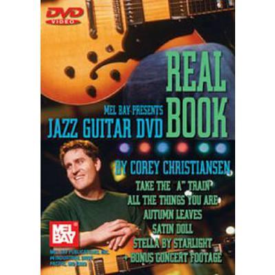 REAL BOOK JAZZ GUITAR DVD