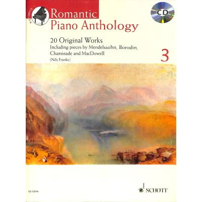 ROMANTIC PIANO ANTHOLOGY 3 | 20 Originalwerke jetztbilligerkaufen