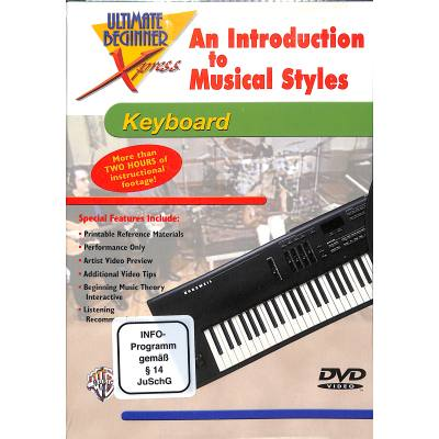 KEYBOARD - AN INTRODUCTION TO MUSICAL STYLES