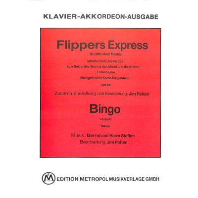 flippers-express-bingo