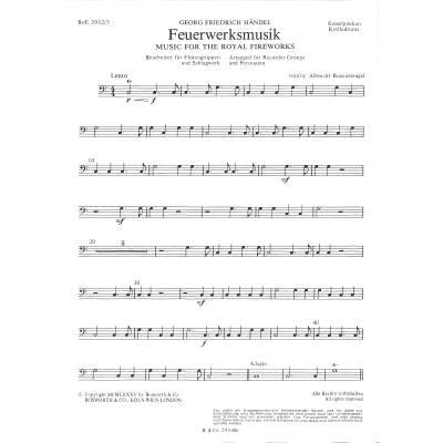 feuerwerksmusik-hwv-351