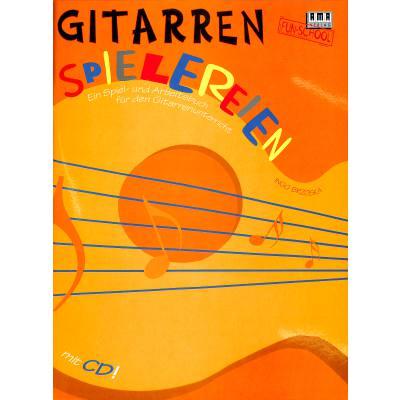 Gitarren Spielereien