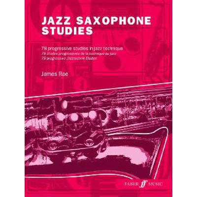 Faber Music Rae James - Jazz Saxophone Studies jetztbilligerkaufen