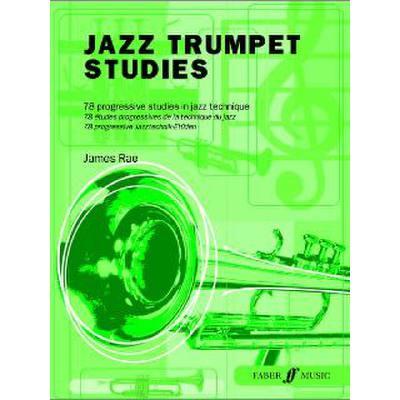 Faber Music Rae James - Jazz Trumpet Studies - broschei