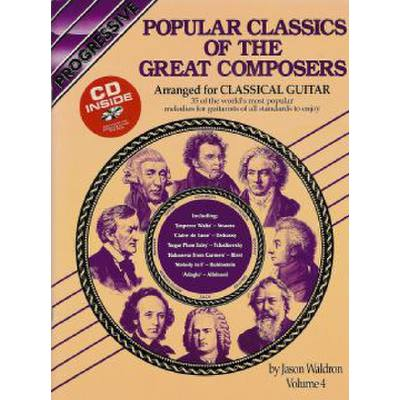 POPULAR CLASSICS 4 OF THE GREAT COMPOSERS 4
