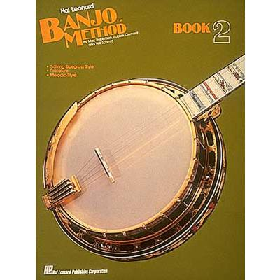 BANJO METHOD 2 (5 SAITEN)