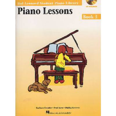 PIANO LESSONS 3