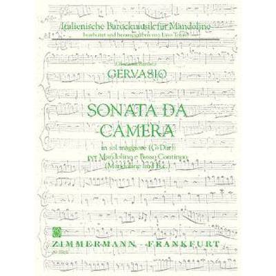 Sonata da camera G-Dur