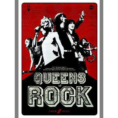 Faber Music Queens Of Rock - Chord Songbooks - broschei