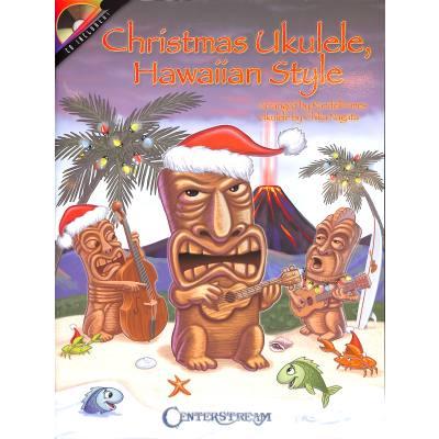 Christmas ukulele hawaiian style