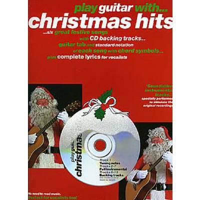 PLAY GUITAR WITH - CHRISTMAS HITS