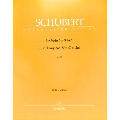 Sinfonie 8 C-Dur D 944 (Grosse)