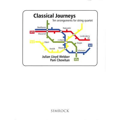 Classical Journeys - 10 Arrangements