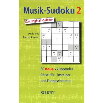 MUSIK SUDOKU 2