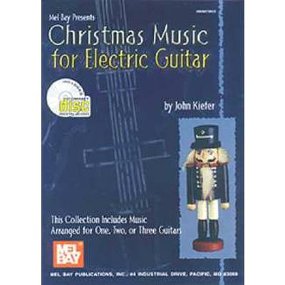 Christmas music for electric guitar