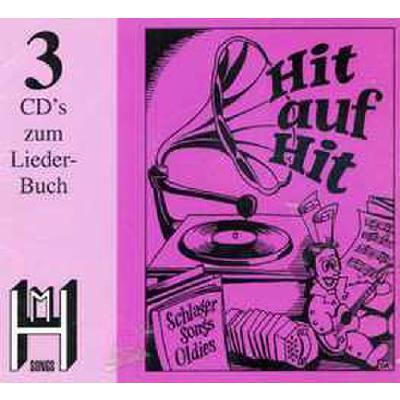 HIT AUF HIT - SONGS SCHLAGER OLDIES BD 1