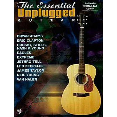 NEW ESSENTIAL UNPLUGGED GUITAR