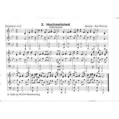 Noten Schubert Lieder Fur Blechblaser Posaunenchor Kaufen