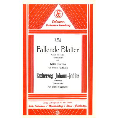 Fallende Blätter - Erzherzog Johann Jodler