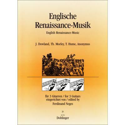 ENGLISCHE RENAISSANCE MUSIK
