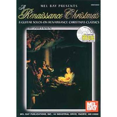 A RENAISSANCE CHRISTMAS - 8 GUITAR SOLOS
