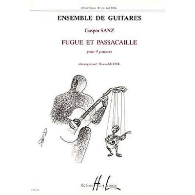 FUGUE ET PASSACAILLE