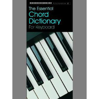Faber Music - Essential Chord Dictionary Electronic Keyboard jetztbilligerkaufen