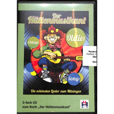 Der Hüttenmusikant - Songs Schlager Oldies 2