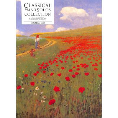 Classical Piano Solos 1 Collection