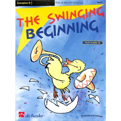 swinging-beginning