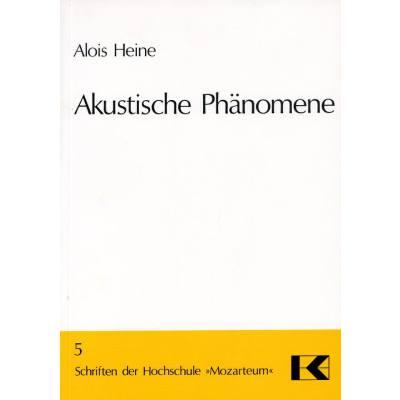 Akustische Phaenomene