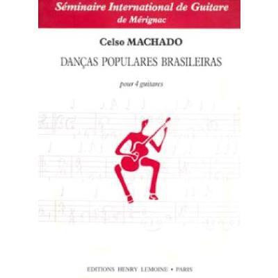 DANCAS POPULARES BRASILIERAS
