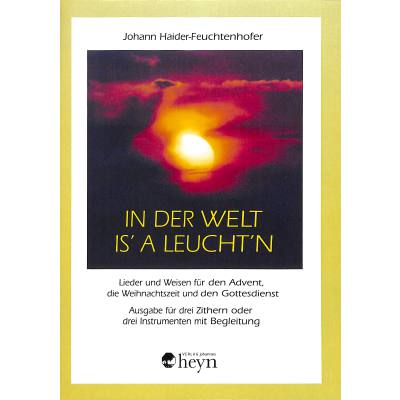 In der Welt' is a Leucht'n