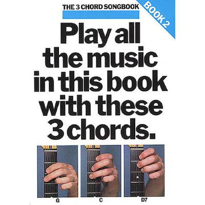 3 CHORD SONGBOOK 2