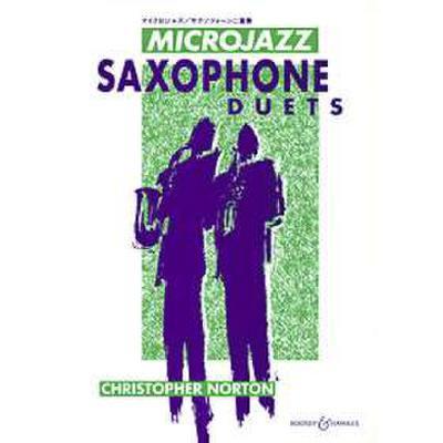 microjazz-saxophon-duets