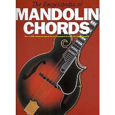 ENCYCLOPEDIA OF MANDOLIN CHORDS