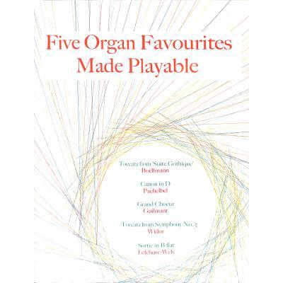 5-organ-favourites-made-playable
