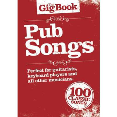 The gig book - pub songs