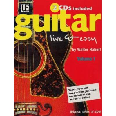 Guitar live + easy 1