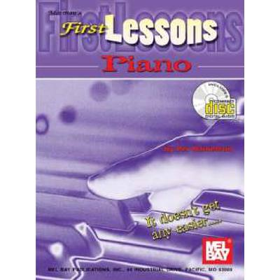 First Lessons - Piano