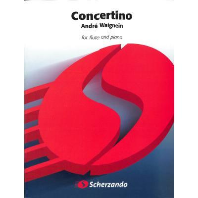 CONCERTINO (2007)